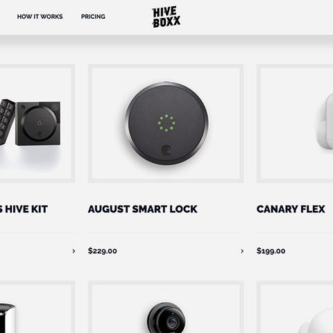 HiveBoxx Gift Shop